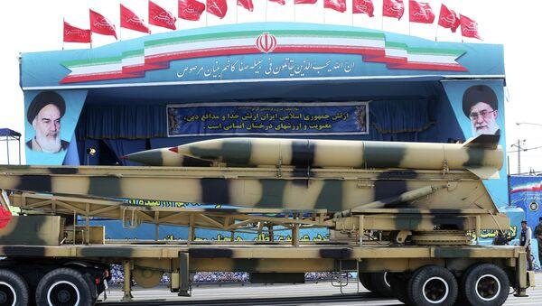 Programme balistique iranien - Sputnik France