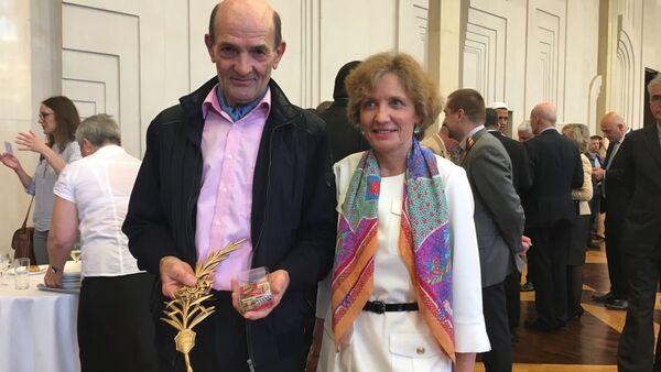 Les époux Floch - Sputnik France
