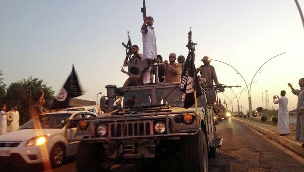 Djihadistes de l'Etat islamique - Sputnik France