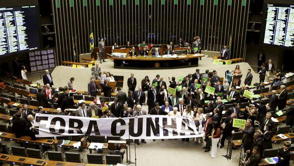 Sénat brésilien - Sputnik France