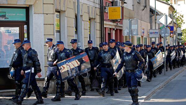 Police à Banja Luka - Sputnik France
