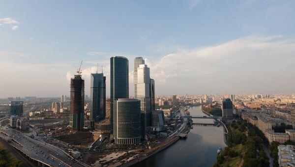 Moscow-City international business center - Sputnik France