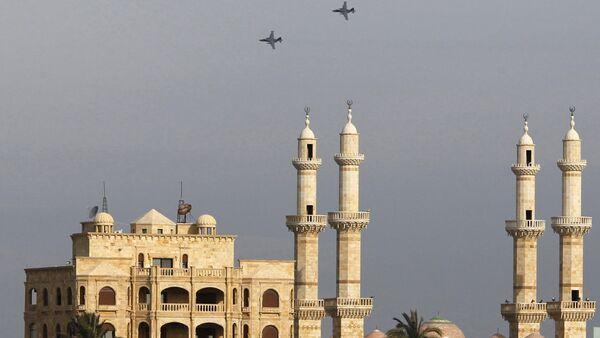 Les avions russes dans le ciel syrien dans la province de Lattaquié - Sputnik France