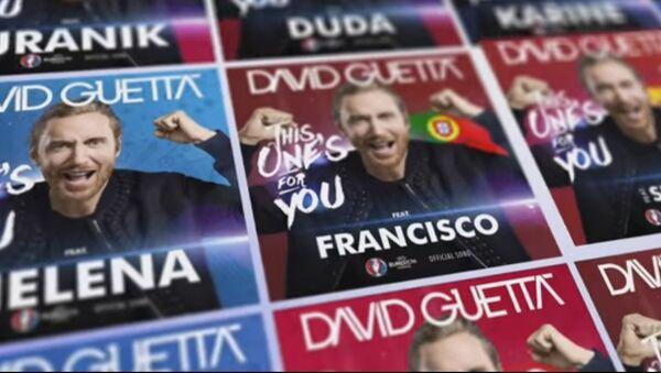 David Guetta - Sputnik France