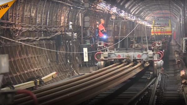 Le métro de Moscou fête son 81e anniversaire - Sputnik France