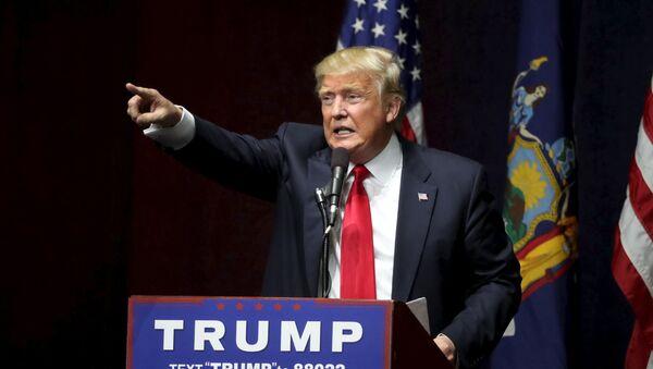 Trump a déjà dépensé 43 M USD dans sa campagne électorale - Sputnik France