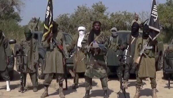 Militants de Boko Haram - Sputnik France