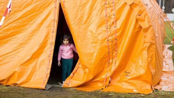 Norvège migrants - Sputnik France