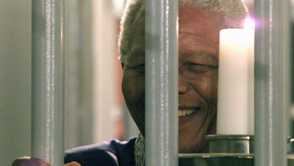 Nelson Mandela - Sputnik France