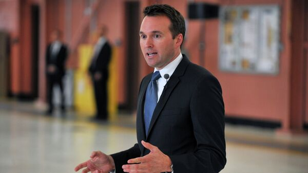 Eric Fanning, secrétaire américain à l'Armée - Sputnik France