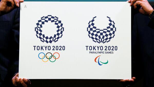 Les logos des Jeux Olympiques de Tokyo 2020 - Sputnik France