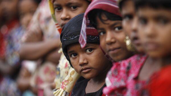 Rohingyas au Myanmar. - Sputnik France