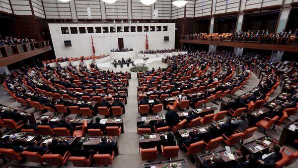 Parlement turc (archives) - Sputnik France