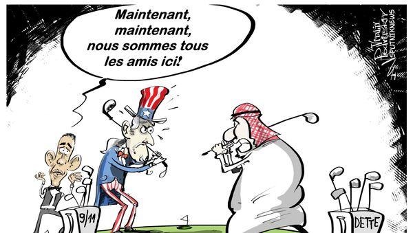 Les USA doivent plus de 110 milliards de dollars à l'Arabie saoudite - Sputnik France