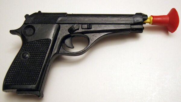 Le pistolet en plastique - Sputnik France