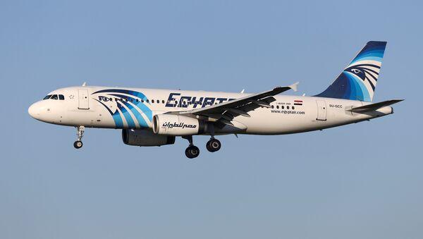 un Airbus A320 d'EgyptAir - Sputnik France