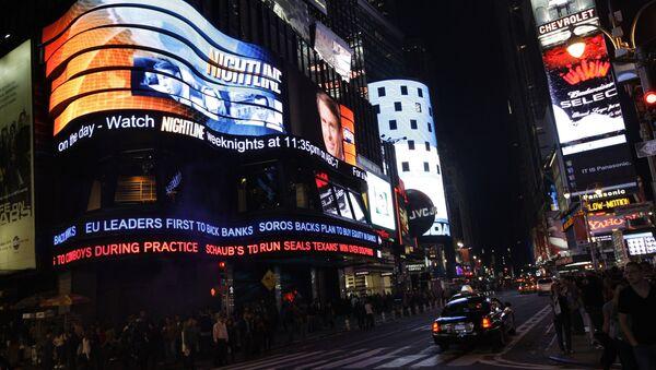 Times Square à New York - Sputnik France