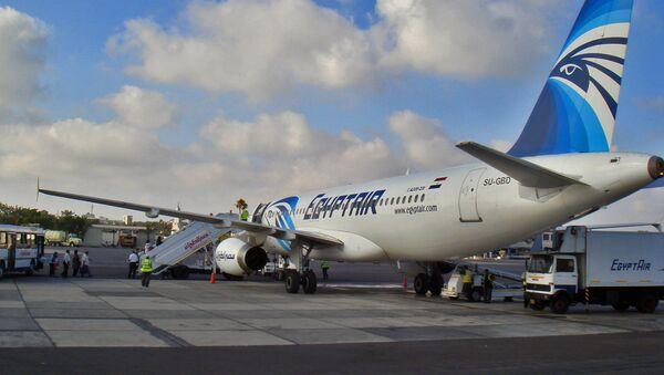 Egyptair A320 - Sputnik France