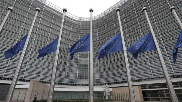 Sede de la Comisión Europea en Bruselas - Sputnik France