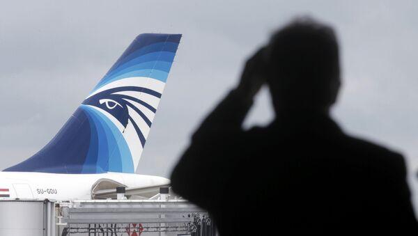 Crash EgyptAir: l'examen des boîtes noires a commencé en Egypte - Sputnik France