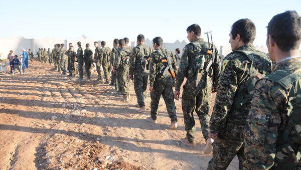 Les Forces démocratiques syriennes lancent l'opération pour libérer Raqqa - Sputnik France