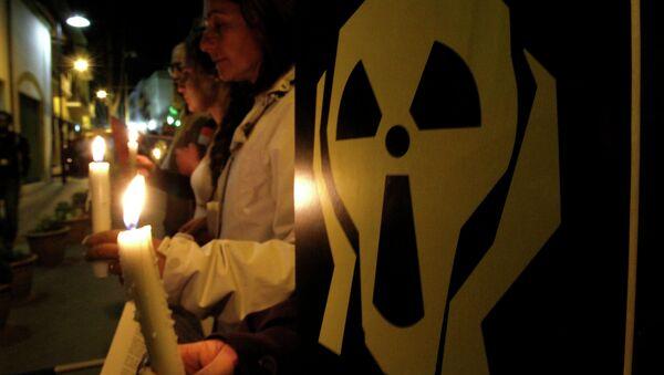 Manifestation contre la construction de la centrale nucléaire d'Akkuyu - Sputnik France