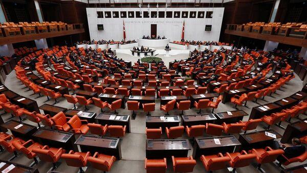 Parlement turc (TBMM) - Sputnik France
