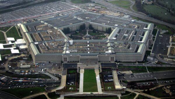 Pentágono, sede do Departamento de Defesa dos EUA - Sputnik France