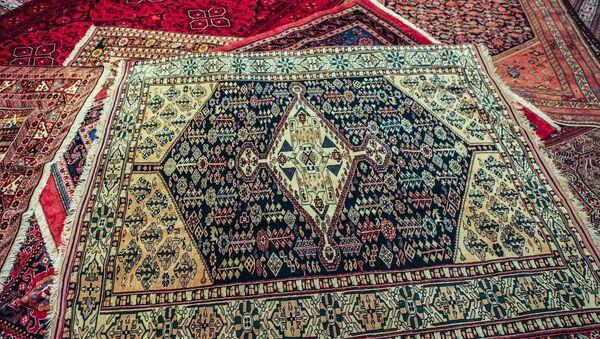 Un magasin de tapis à Téhéran - Sputnik France