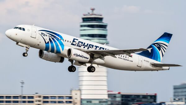 EgyptAir Airbus A320  - Sputnik France
