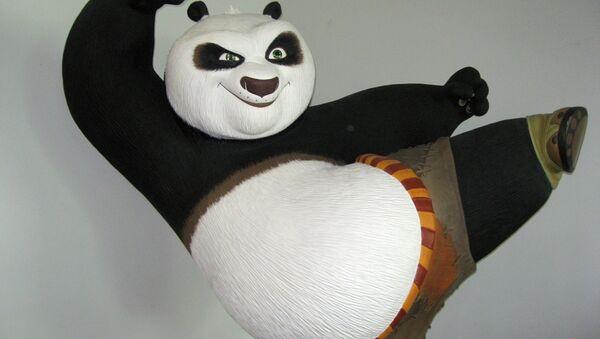 Le véritable kung-fu panda retrouvé en Chine - Sputnik France