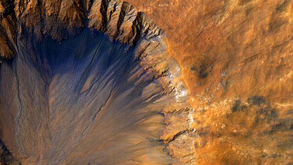 Surface de Mars - Sputnik France