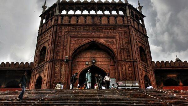 Jama Masjid west gate - Sputnik France