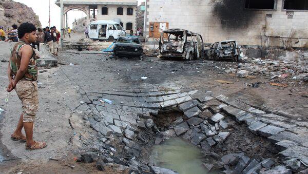 Aden, Yémen - Sputnik France