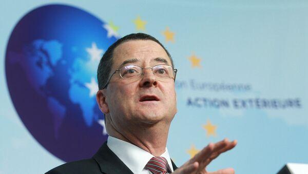 Yves Rossier, secrétaire d'État aux Affaires étrangères. Archive photo - Sputnik France