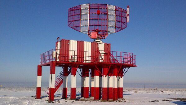 Radar d'aérodrome de nouvelle génération AORL-1AS - Sputnik France