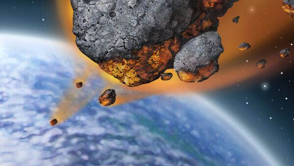 L'astéroïde qui aurait tué les dinosaures - Sputnik France