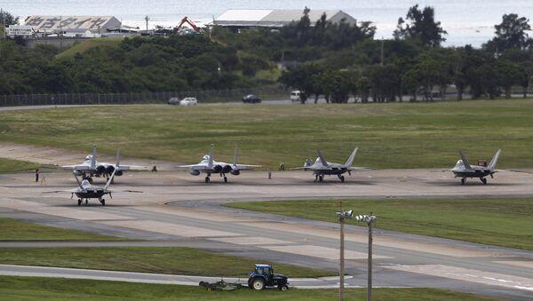 Kadena, base militaire américaine au Japon - Sputnik France