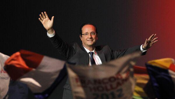La baisse du chômage en France va-t-elle permettre à Hollande de se représenter? - Sputnik France