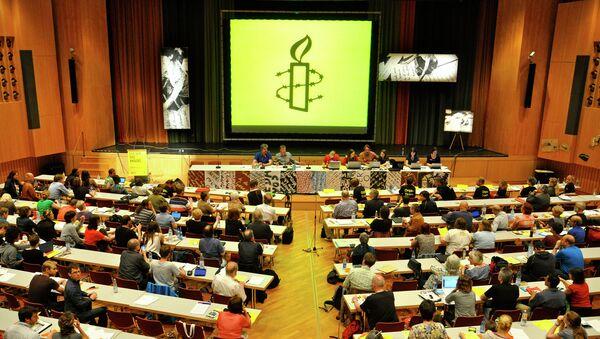 Amnesty International - Sputnik France