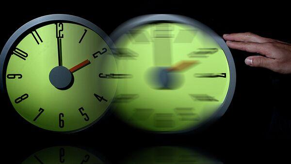 Horloge - Sputnik France