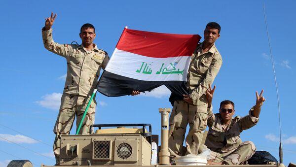 L'armée irakienne - Sputnik France