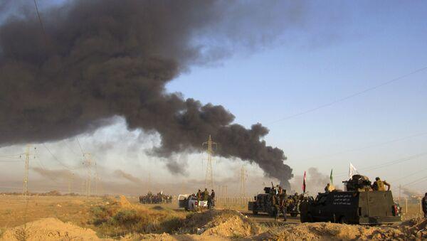 Frappe de la coalition US en Irak - Sputnik France