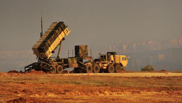 de missiles Patriot - Sputnik France