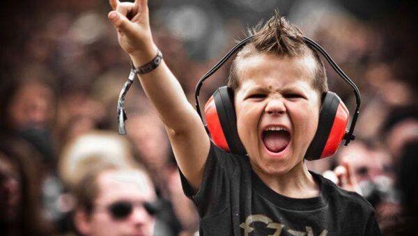 Kids Rock Fest - Sputnik France