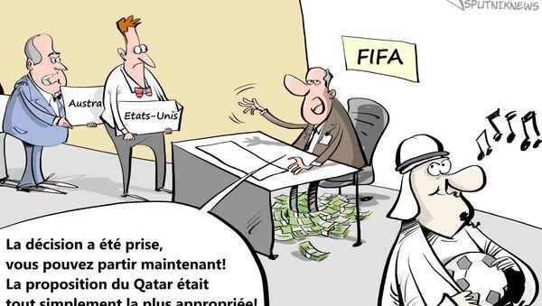 Mondial 2022 au Qatar: le parquet financier réfléchit à ouvrir une enquête - Sputnik France