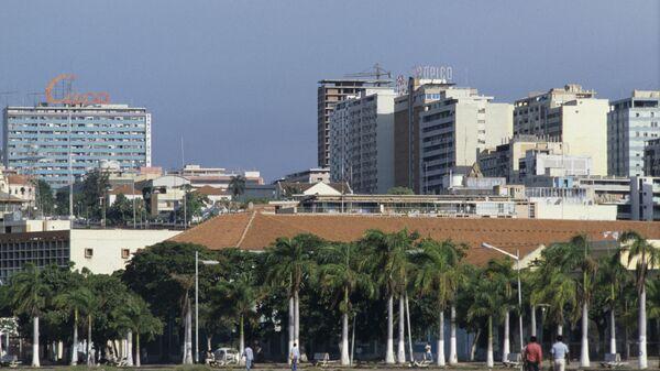 Вид на центральную часть Луанды - Sputnik France