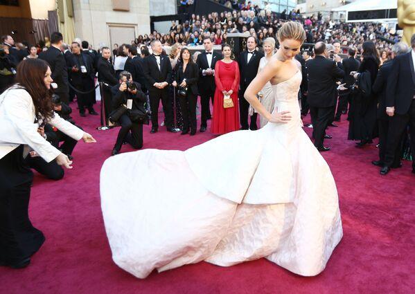 L'actrice américaine Jennifer Lawrence. - Sputnik France