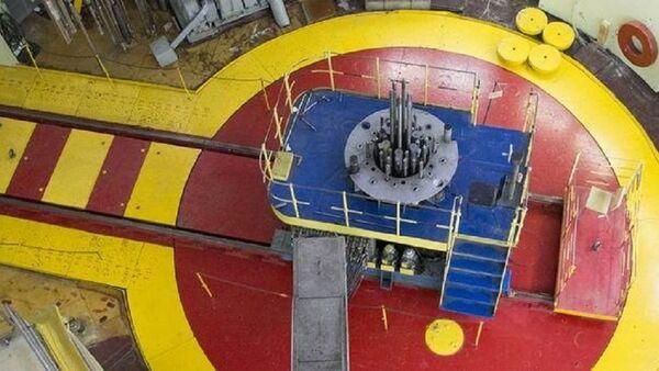 L'Institut de recherche des réacteurs nucléaire à Dimitrovgrad - Sputnik France