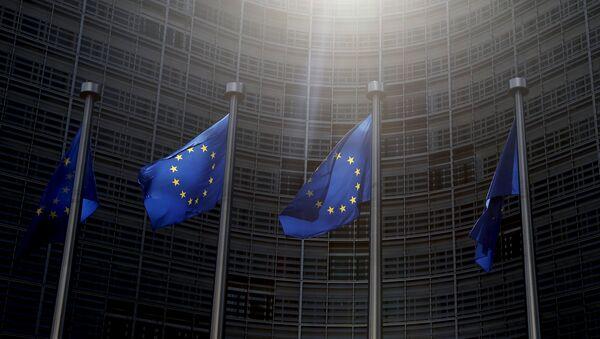 Drapeaux de l'Union européenne - Sputnik France